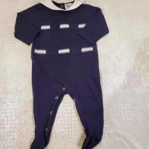 Other - 4for$20!! Baby boy 1-piece stretchie size 12m